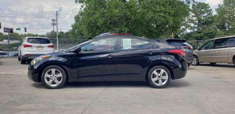 2011 Hyundai Elantra for sale at On The Road Again Auto Sales in Doraville GA