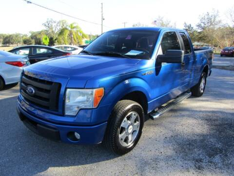 2010 Ford F-150 for sale at S & T Motors in Hernando FL