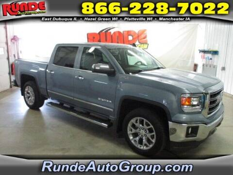 2015 GMC Sierra 1500 for sale at Runde Chevrolet in East Dubuque IL