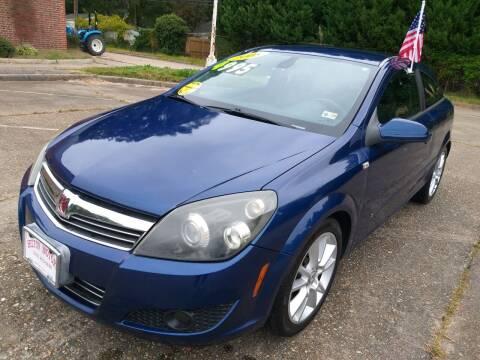 2008 Saturn Astra for sale at Hilton Motors Inc. in Newport News VA