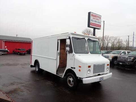 1998 Grumman Step Van for sale at Marty's Auto Sales in Savage MN