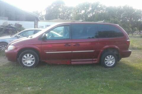 2007 Chrysler Town and Country for sale at BRETT SPAULDING SALES in Onawa IA