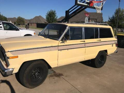 1980 Jeep Wagoneer for sale at Classic Car Deals in Cadillac MI