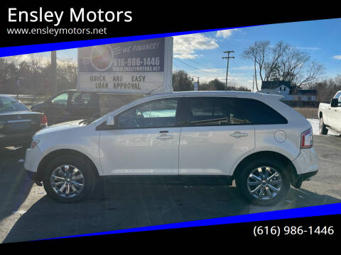 2008 Ford Edge for sale at Ensley Motors in Allendale MI