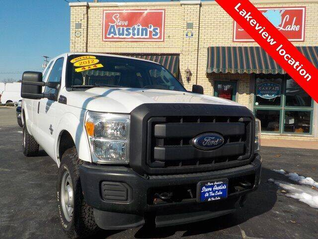2012 Ford F-250 Super Duty for sale at Austins At The Lake in Lakeview OH