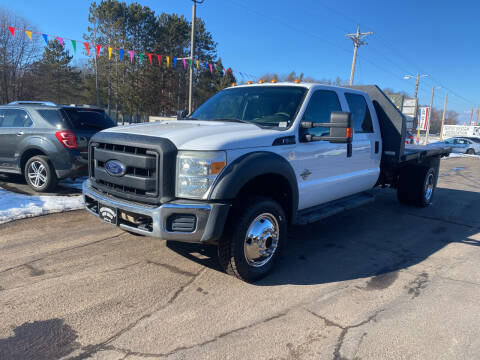 2012 Ford F-550 Super Duty for sale at Affordable Auto Sales in Webster WI