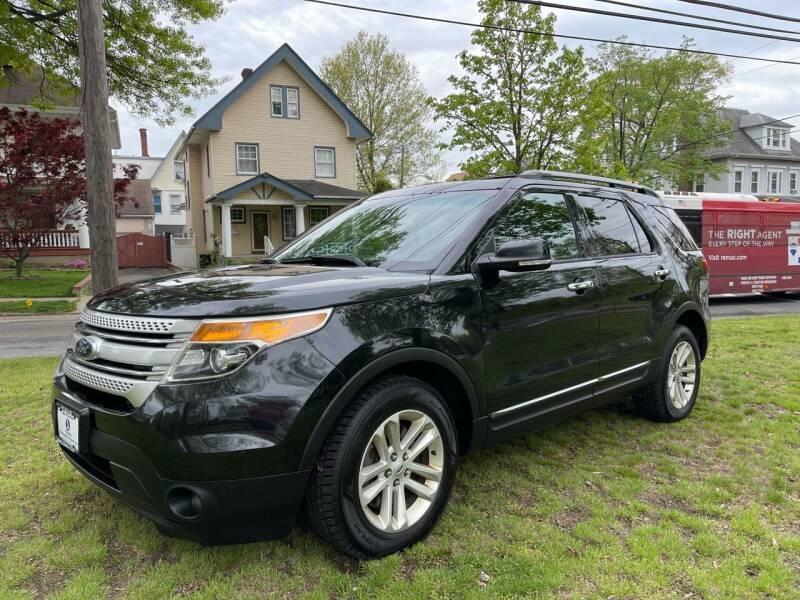 2013 Ford Explorer for sale at JOANKA AUTO SALES in Newark NJ