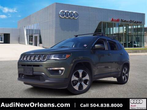 2017 Jeep Compass for sale at Metairie Preowned Superstore in Metairie LA