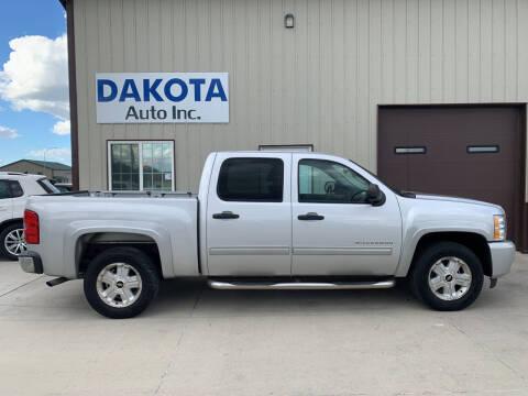 2011 Chevrolet Silverado 1500 for sale at Dakota Auto Inc. in Dakota City NE