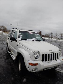 2002 Jeep Liberty for sale at WB Auto Sales LLC in Barnum MN