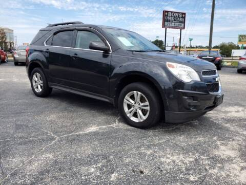 2012 Chevrolet Equinox for sale at Ron's Used Cars in Sumter SC