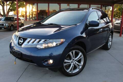 2009 Nissan Murano for sale at ALIC MOTORS in Boise ID
