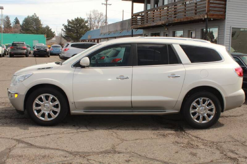 2011 Buick Enclave for sale at Epic Auto in Idaho Falls ID