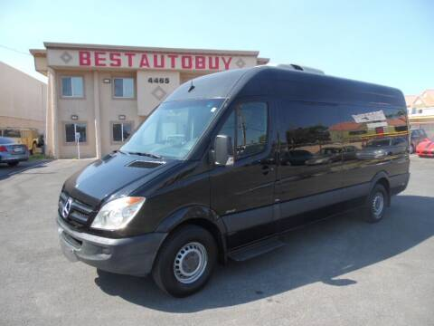 2013 Mercedes-Benz Sprinter Passenger for sale at Best Auto Buy in Las Vegas NV