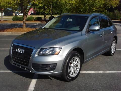 2009 Audi Q5 for sale at Uniworld Auto Sales LLC. in Greensboro NC