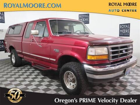 1995 Ford F-150 for sale at Royal Moore Custom Finance in Hillsboro OR