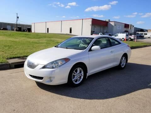 2006 Toyota Camry Solara for sale at Image Auto Sales in Dallas TX