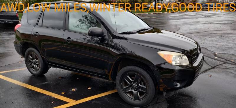 2006 Toyota RAV4 for sale at Nationwide Auto Group in Melrose Park IL