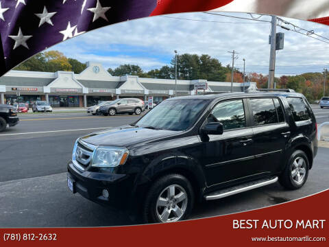 2011 Honda Pilot for sale at Best Auto Mart in Weymouth MA