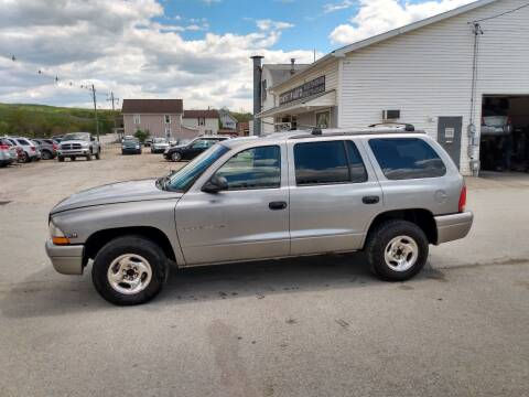 1999 Dodge Durango for sale at ROUTE 119 AUTO SALES & SVC in Homer City PA