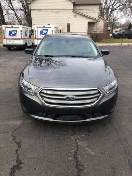 2017 Ford Taurus for sale at Car Now LLC in Madison Heights MI