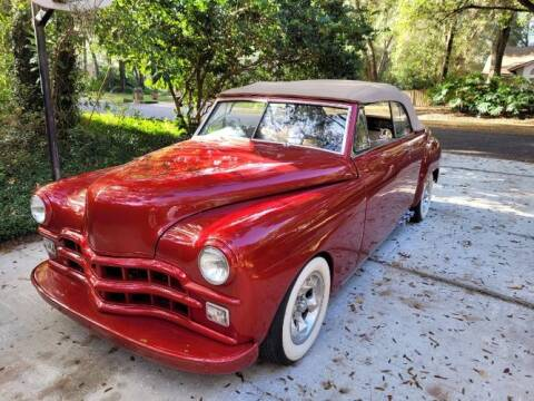 1949 Dodge Coronet for sale at Classic Car Deals in Cadillac MI