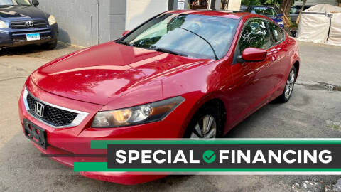 2009 Honda Accord for sale at ELITE MOTORS in West Haven CT