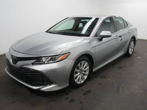 2018 Toyota Camry for sale at Automotive Connection in Fairfield OH