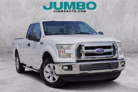 2015 Ford F-150 for sale at JumboAutoGroup.com in Hollywood FL