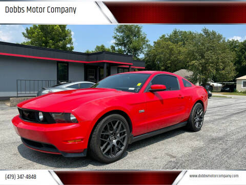 2011 Ford Mustang for sale at Dobbs Motor Company in Springdale AR