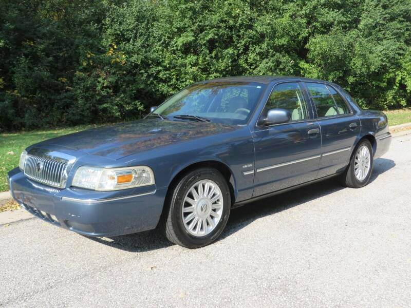 2010 Mercury Grand Marquis for sale at EZ Motorcars in West Allis WI