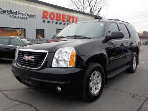 2011 GMC Yukon for sale at Roberti Automotive in Kingston NY