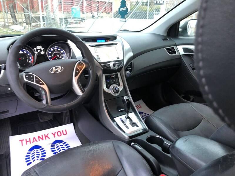 2012 Hyundai Elantra Limited 4dr Sedan - Cincinnati OH
