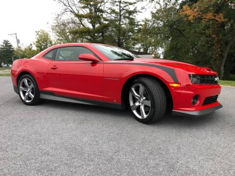 2010 Chevrolet Camaro for sale at M4 Motorsports in Kutztown PA
