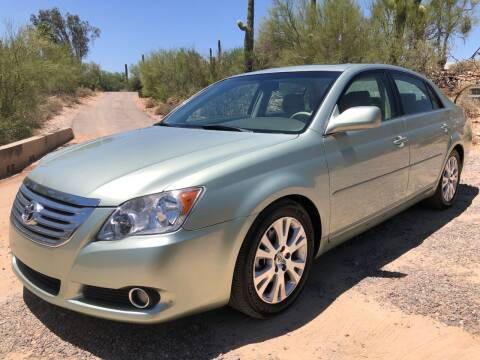 2008 Toyota Avalon for sale at Auto Executives in Tucson AZ