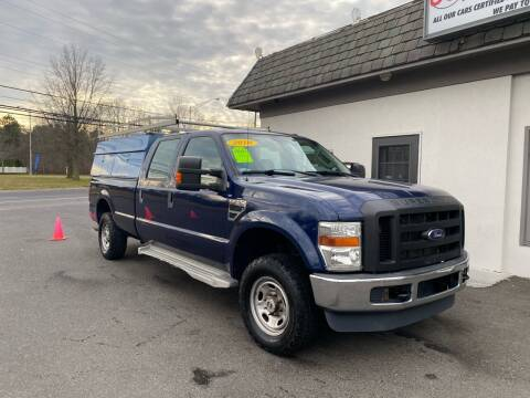 2010 Ford F-250 Super Duty for sale at Vantage Auto Group Tinton Falls in Tinton Falls NJ