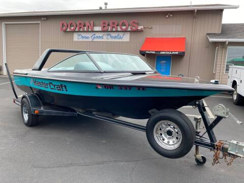 1991 MastrerCraft Pro Star 190 for sale at Dorn Brothers Truck and Auto Sales in Salem OR