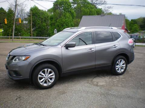 2016 Nissan Rogue for sale at Starrs Used Cars Inc in Barnesville OH