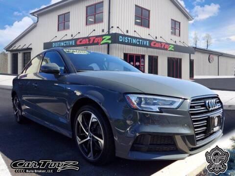 2020 Audi A3 for sale at Distinctive Car Toyz in Pleasantville NJ