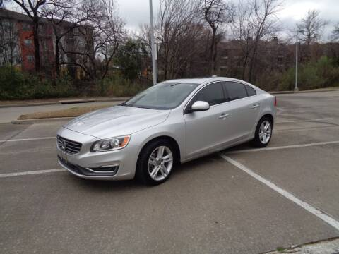 2014 Volvo S60 for sale at ACH AutoHaus in Dallas TX