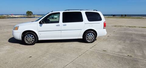 2007 Buick Terraza for sale at American Family Auto LLC in Bude MS