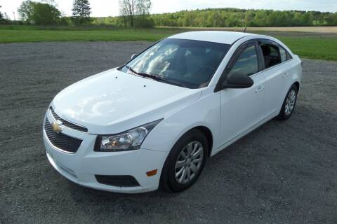 2011 Chevrolet Cruze for sale at WESTERN RESERVE AUTO SALES in Beloit OH