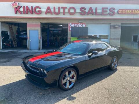 2013 Dodge Challenger for sale at KING AUTO SALES  II in Detroit MI