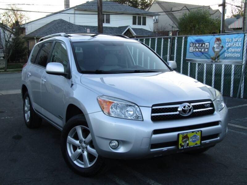 2006 Toyota RAV4 for sale at The Auto Network in Lodi NJ