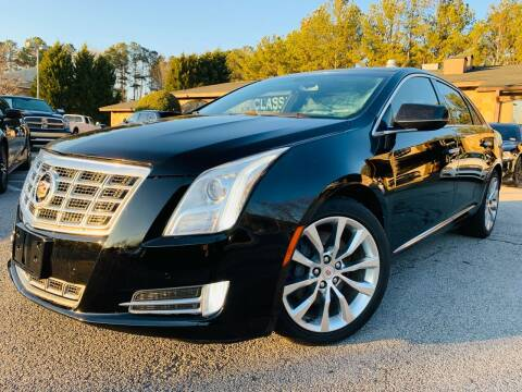 2015 Cadillac XTS for sale at Classic Luxury Motors in Buford GA