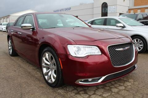 2019 Chrysler 300 for sale at SHAFER AUTO GROUP in Columbus OH