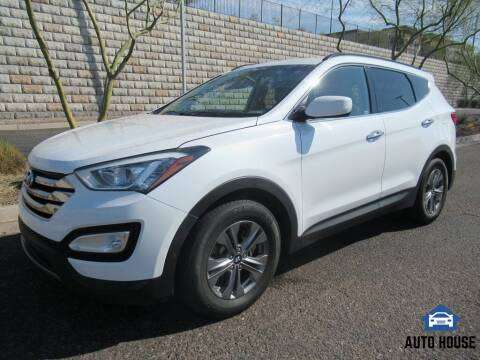 2015 Hyundai Santa Fe Sport for sale at AUTO HOUSE TEMPE in Tempe AZ