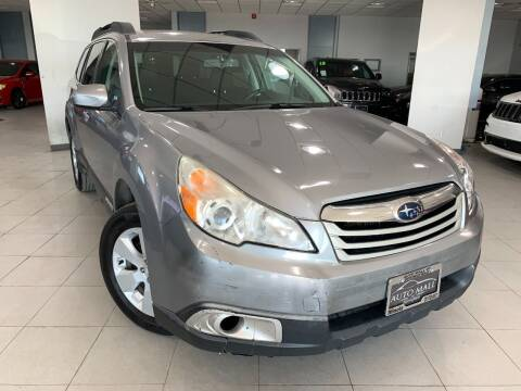 2011 Subaru Outback for sale at Auto Mall of Springfield in Springfield IL