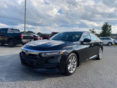 2018 Honda Accord for sale at Triple A's Motors in Greensboro NC