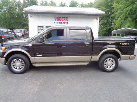 2013 Ford F-150 for sale at PROCAR in Portland TN